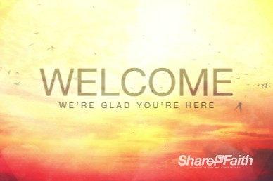 Experiencing God Religious Welcome Video