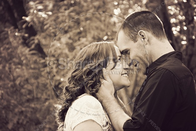 Valentines Day Couple Ministry Stock Photo Black and White Hug