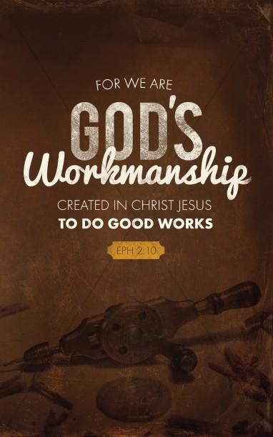 God S Workmanship Religious Bulletin