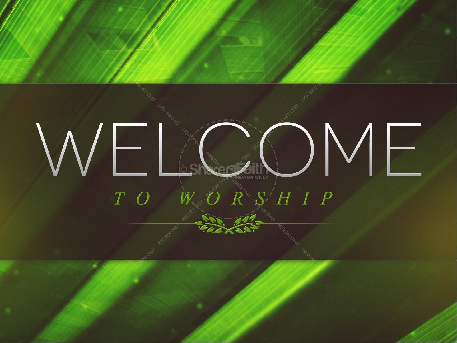 Palm Sunday Ministry Easter Graphics