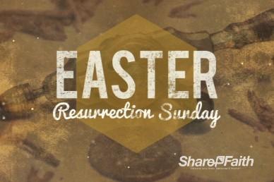 God's Workmanship Easter Welcome Video Loop