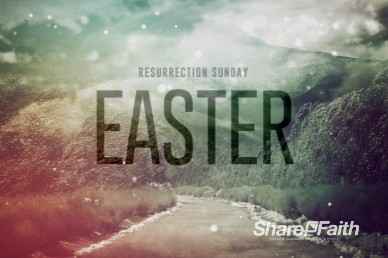 What is Your Path Easter Welcome Video