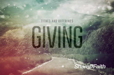 What is Your Path Christian Tithes and Offerings Video