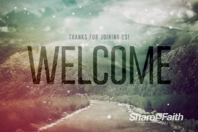 What is Your Path Christian Welcome Video Thanks