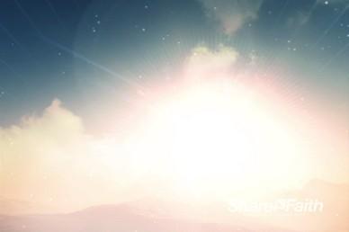 Jesus Risen Savior Easter Worship Video