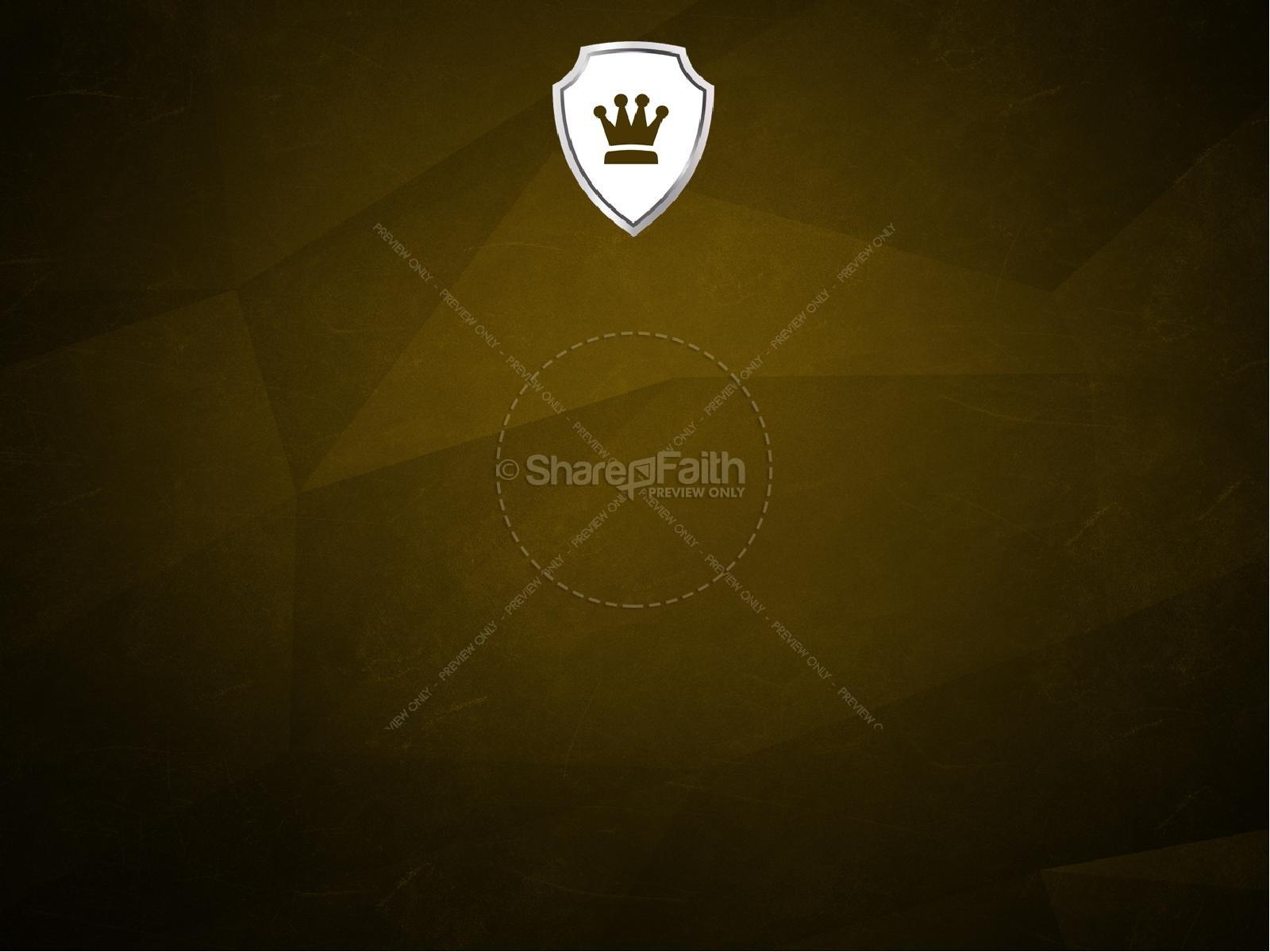 Lord My Shield Psalm 28 Church PowerPoint Sermon
