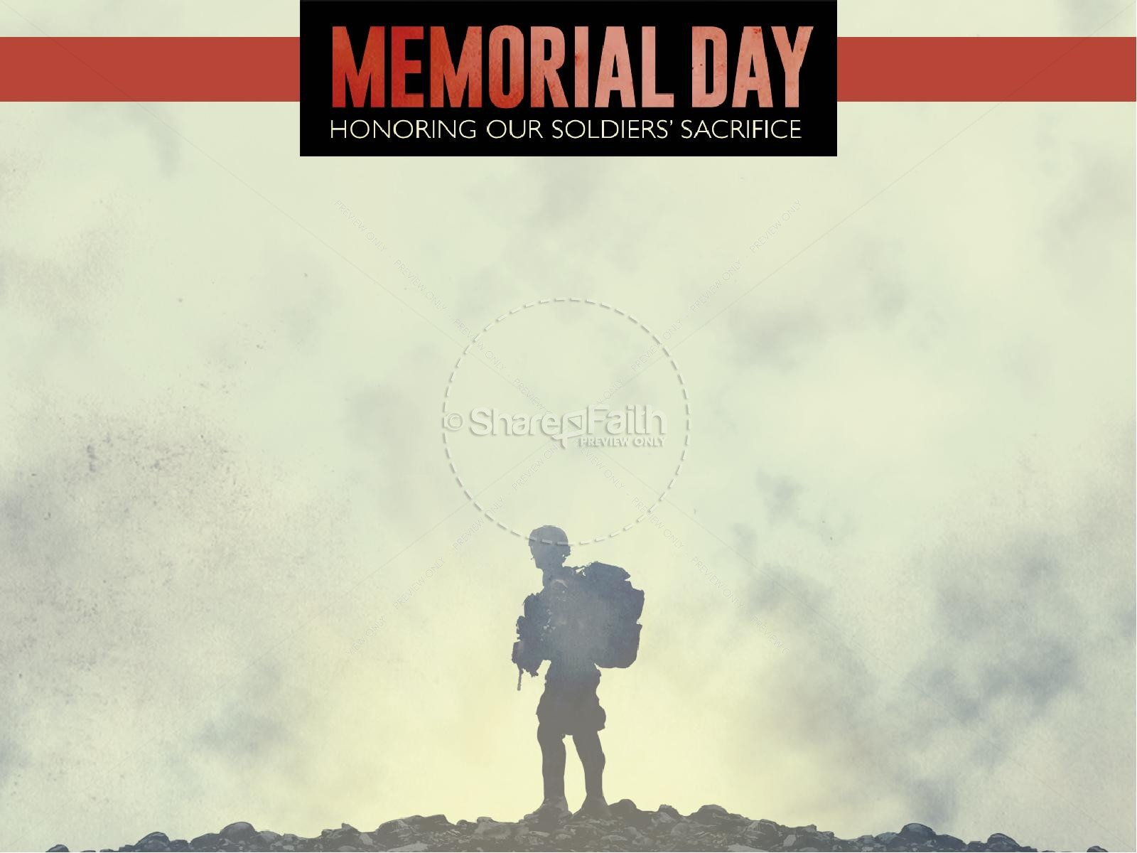 Memorial Day Holiday Graphics Memorial Day PowerPoint