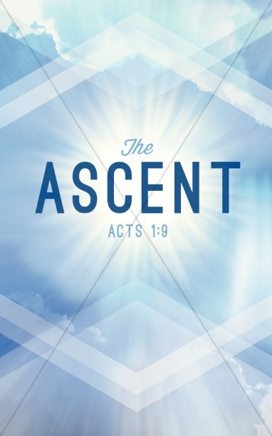 The Ascent Church Bulletin
