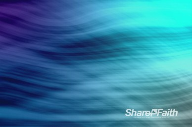 Abstract Lines Blue Fresca Religious Motion Background Loop