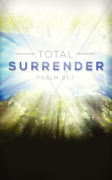 Total Surrender Christian Church Bulletin