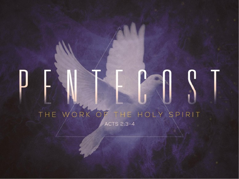 Pentecost Holy Spirit Church PowerPoint