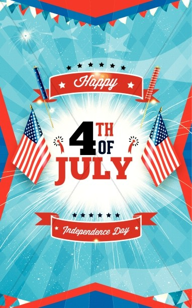 Independence Day 4th of July Ministry Bulletin