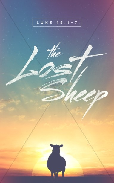 The Lost Sheep Christian Bulletin