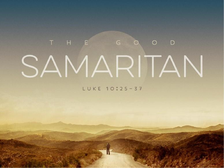 The Good Samaritan Church PowerPoint