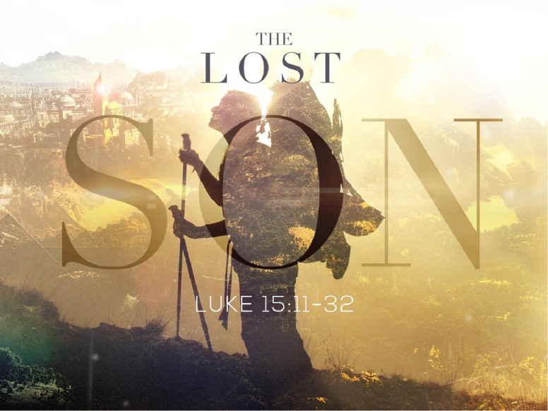 The Lost Son Church PowerPoint Template