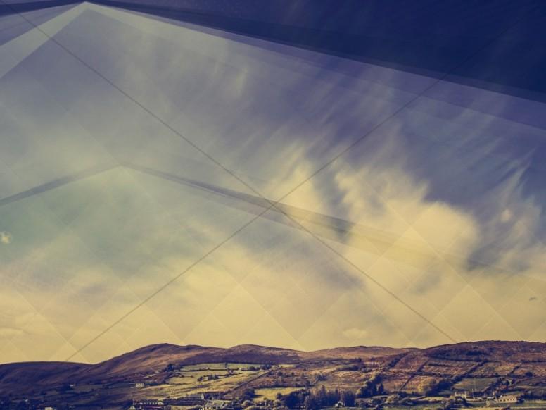 Open Landscape Christian Wallpaper