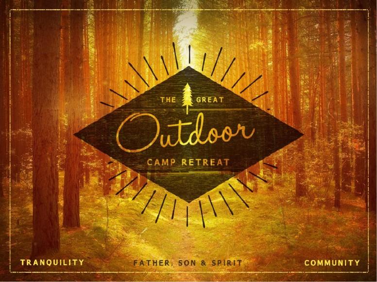 Camp Retreat Christian PowerPoint