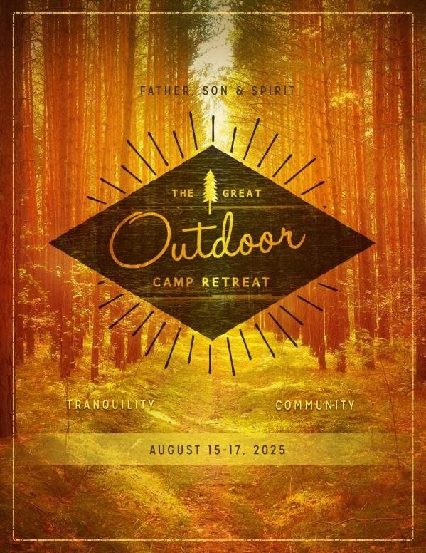 Camp Retreat Christian Flyer