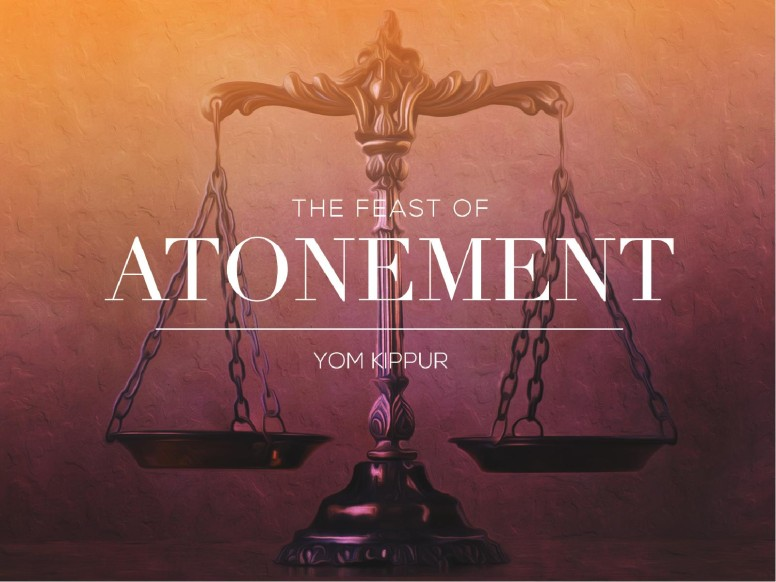 Feast of Atonement Religious PowerPoint