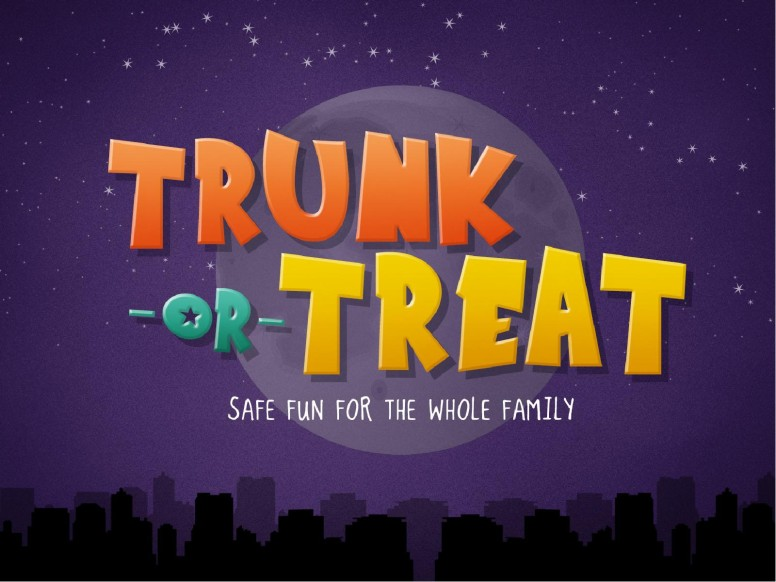 Trunk or Treat Church PowerPoint