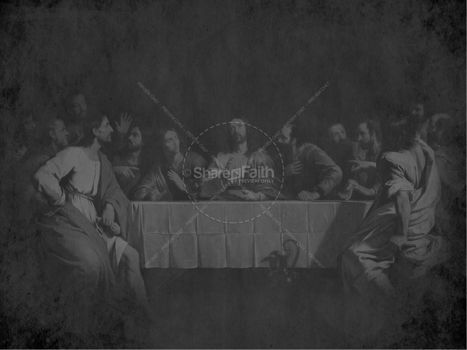 The Lord's Supper Ministry PowerPoint