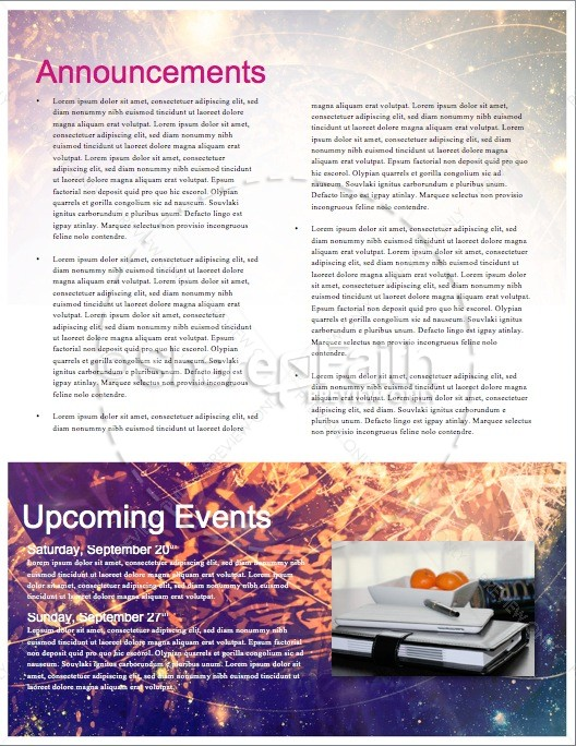 The Beginning of the End Christian Newsletter