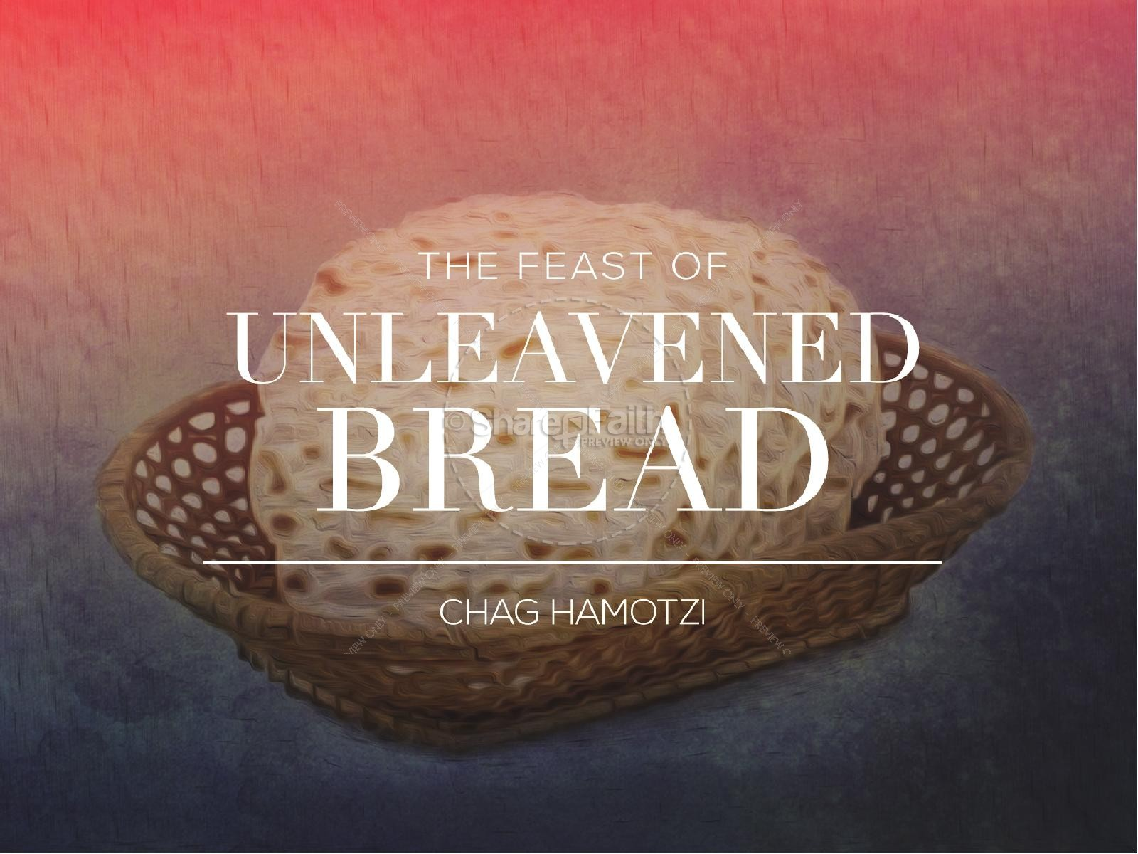 unleavened bread of jewish culture Unleavened bread news innovation, adaptation, modificationthese are the hallmarks of jewish culture, writes marcy goldman in a new book.