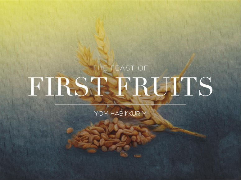 Image result for feast of first fruits