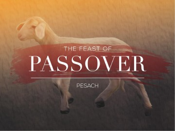 Feast Of Passover Christian Powerpoint Passover Powerpoints