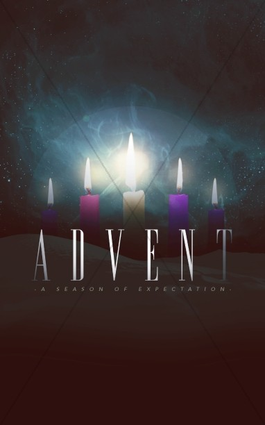 Advent Season of Expectation Ministry Bulletin