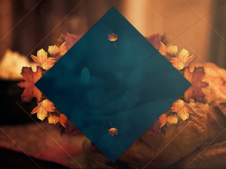 Happy Thanksgiving Glow of Gratitude Worship Still