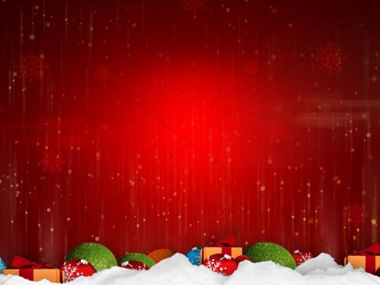 Christmas Cheer Religious Wallpaper