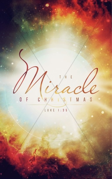 Miracle of Christmas Ministry Bulletin