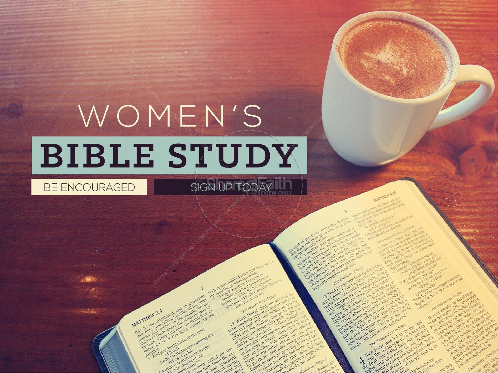 Best new women's bible studies