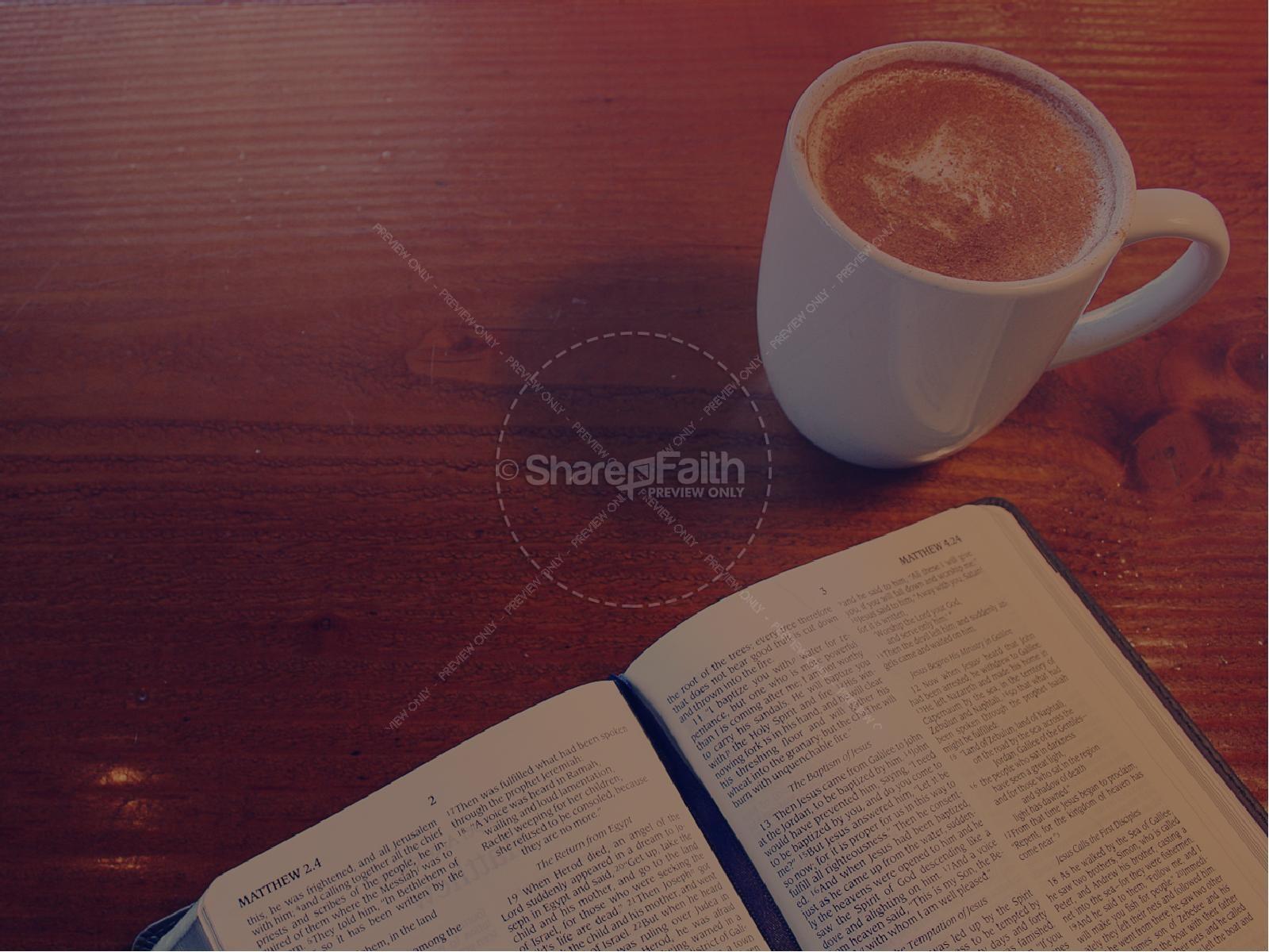 Women's Bible Study Church PowerPoint