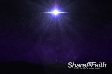 Follow His Star Worship Video Loop
