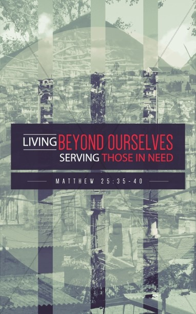 Living Beyond Ourselves Church Bulletin