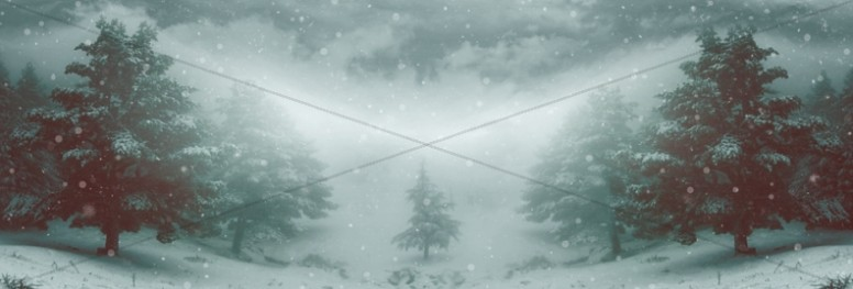 White as Snow Christian Web Banner