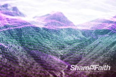 Mountain Worship Video Background