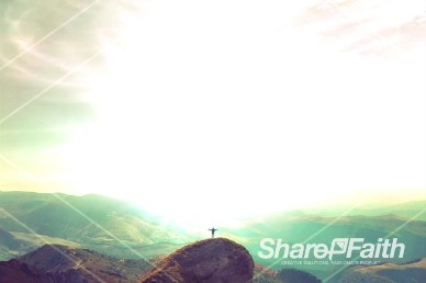 From Everlasting to Everlasting Ministry Worship Video Background