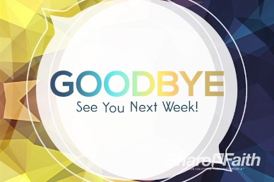 Power of Prayer Church Goodbye Video Loop