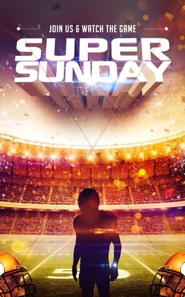 Super Sunday Ministry Bulletin