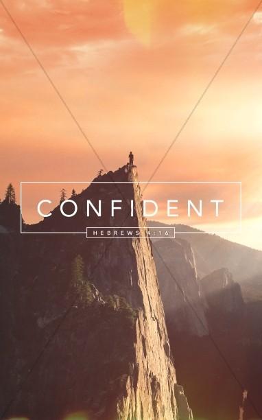 Confident Christian Bulletin