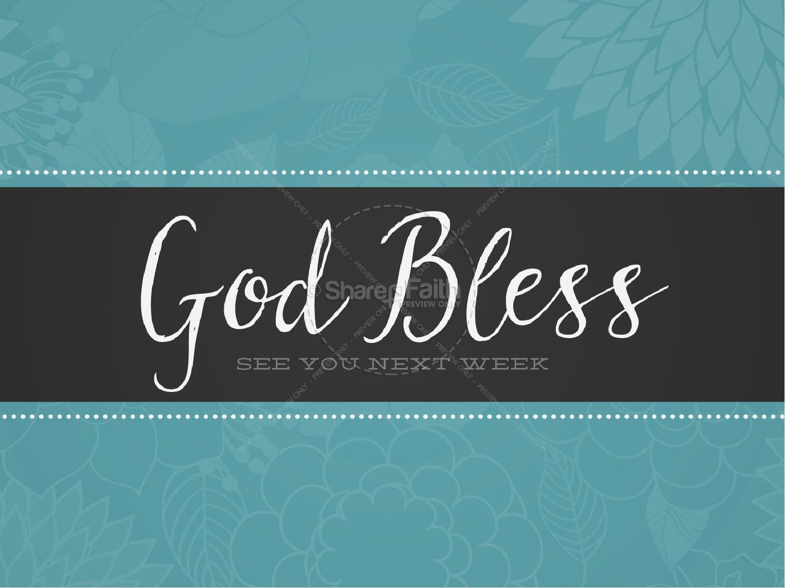 Sanctity of Life Week Christian PowerPoint | slide 5