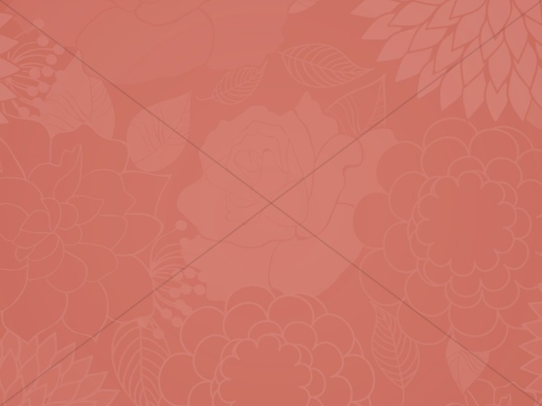 Sanctity of Life Week Antique Pink Worship Background
