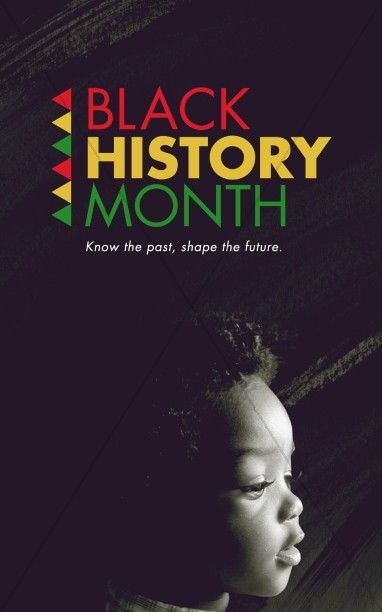 Black History Month Christian Bulletin