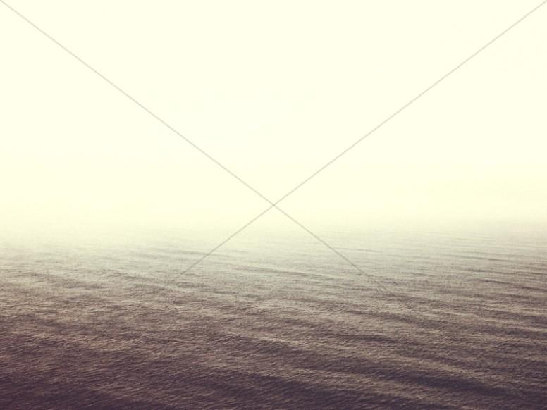 Quiet Sea Church Background