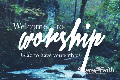 Amazing Grace Christian Worship Video Loop