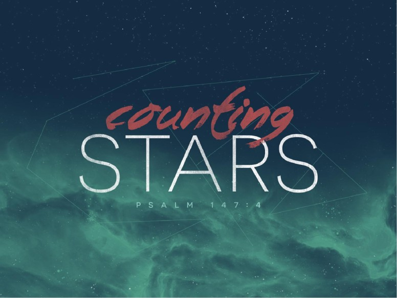 Counting Stars Christian PowerPoint