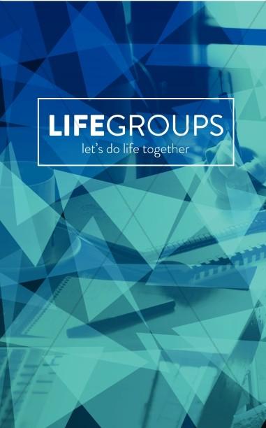 Life Groups Christian Bulletin